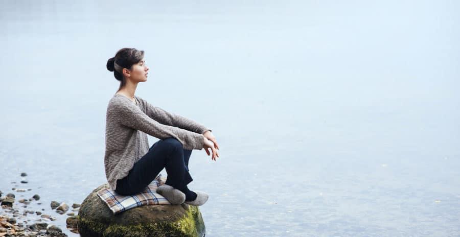 méditation aide au lâcher-prise