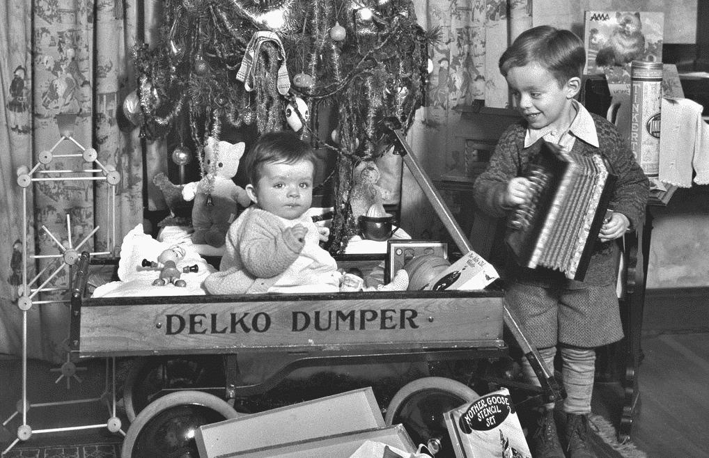 Noël en 1928