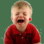 crise de colère enfant 2 ans
